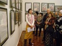 В Евпаторийском краеведческом музее открылась выставка московских фотографов «Рождество Христово»