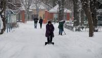 Виновных в некачественной уборке снега в Симферополе назовут до конца этой недели