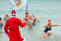 Рождественский заплыв моржей состоится в Евпатории
