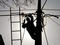 В Керчи из-за непогоды 7 тысяч абонентов остались без света
