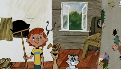 «Союзмультфильм» анонсировал продолжение мультфильмов о Простоквашино и Малыше и Карлсоне