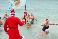 Рождественский заплыв моржей состоится сегодня в Евпатории