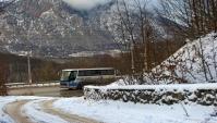 В Севастополе возобновили сообщение автобусов