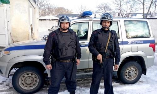 В г. Керчи сотрудники вневедомственной охраны Росгвардии задержали гражданина, находящегося в розыске