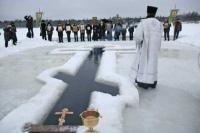В Крыму определили 30 мест, где можно будет окунуться на Крещение