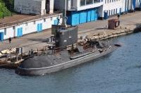 В Севастополе пообещали вернуть в строй ПЛ «Алроса» в текущем году