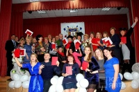 В Ялте состоялось торжественное вручение дипломов магистра