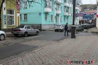 На девяти улицах Керчи завершили ямочные ремонты