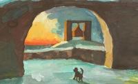 В Севастополе завершился конкурс рисунков, посвящённых Херсонесу