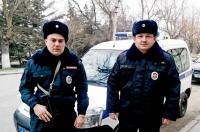 В г. Саки сотрудники вневедомственной охраны Росгвардии задержали по горячим следам подозреваемого в умышленном повреждении автомобиля