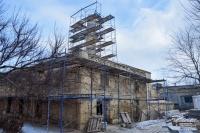 В Евпатории началась реконструкция текие дервишей