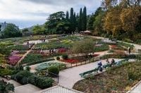 Никитский ботанический сад Крыма передадут в федеральную собственность