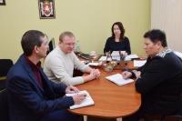 В Евпатории обсудили ситуацию с незаконной выносной торговлей