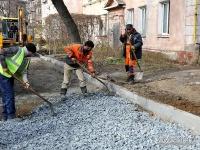 Муниципальная программа по ремонту придомовых территорий и внутриквартальных проездов снова заработает в Симферополе