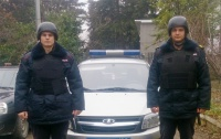 Сотрудники вневедомственной охраны Росгвардии пресекли кражу металла с территории МДЦ «Артек»