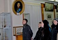 Сотрудники Управления вневедомственной охраны Росгвардии по Республике Крым посетили военно-исторический музей Черноморского флота в г. Севастополе