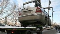 В Ялте установлены новые тарифы на принудительную эвакуацию машин