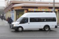 Сотрудникам управления транспорта Симферополя приказано ездить на маршрутках