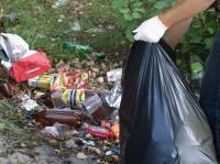 В Севастополе прошли соревнования по уборке города от мусора