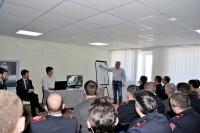 В г. Симферополе прошел семинар по вопросу внедрения в Республике Крым радиоохранной системы РСПИ «Струна 5»
