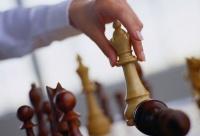 Чемпионы Крыма по шахматам в блице определены в Евпатории