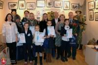 В Симферополе наградили победителей конкурса сочинений «Герои, вы в наших сердцах»