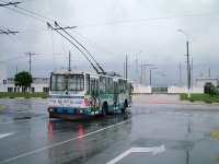 22 февраля у керченских троллейбусов «сокращенный день»