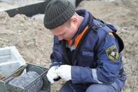 В Севастополе возле ТЭС взорвали авиабомбу
