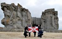 Сотрудники вневедомственной охраны Республики Крым в преддверии Дня защитника Отечества посетили Аджимушкайские каменоломни в городе-герое Керчи