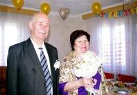 В Керчи завод «Залив» подарил 50 тысяч руб ветеранам на «золотую» свадьбу