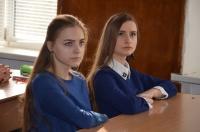 В Гимназии №8 города Евпатории прошел открытый урок, посвященный третьей годовщине Крымской весны