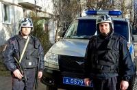 В г. Армянске сотрудники вневедомственной охраны Росгвардии пресекли кражу из торгового павильона