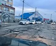Мэрия Симферополя нашла деньги на ремонт лунной дороги