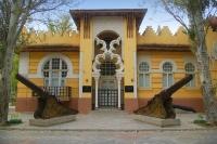 Выставка работ троих евпаторийских художников «Мозаика Крыма» открылась в городском краеведческом музее