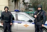 В пгт. Гаспре сотрудниками вневедомственной охраны Росгвардии с поличным задержан гражданин, подозреваемый в грабеже