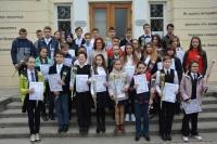 Лучшие школьники Евпатории получили стипендию Главы города
