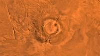 Вулканическая активность на Марсе исчезла вместе с динозаврами на Земле