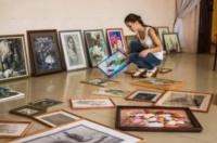 В Симферополе откроется выставка молодых художников