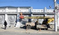 В Евпатории началась большая весенняя уборка