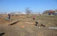 В Керчи археологи раскопают древний курган