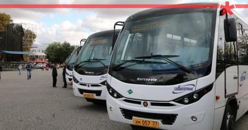 В Севастополе запустили новый автобусный маршрут «13-А»