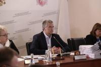 Сергей Аксёнов поручил привести в порядок пляжную территорию между Саками и Евпаторией