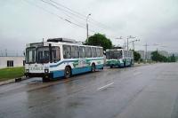 В Керчи два дня троллейбусы будут следовать в ограниченном режиме