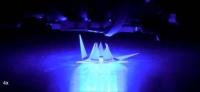 Создан материал, изменяющий свою форму под воздействием света