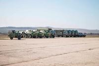 В Керчь прибыли военные для проведения парада