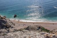 Севприроднадзор признал опасным оползень над пляжем «Васили»
