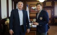 Шахматную школу имени Карякина откроют в Симферополе