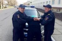 В г. Саки сотрудники вневедомственной охраны Росгвардии задержали предполагаемого «закладчика» наркотиков
