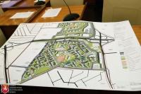 В Симферополе презентовали проект строительства нового микрорайона «Крымская роза»