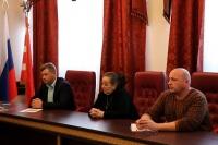 Керчь посетил Президент Еврейского конгресса